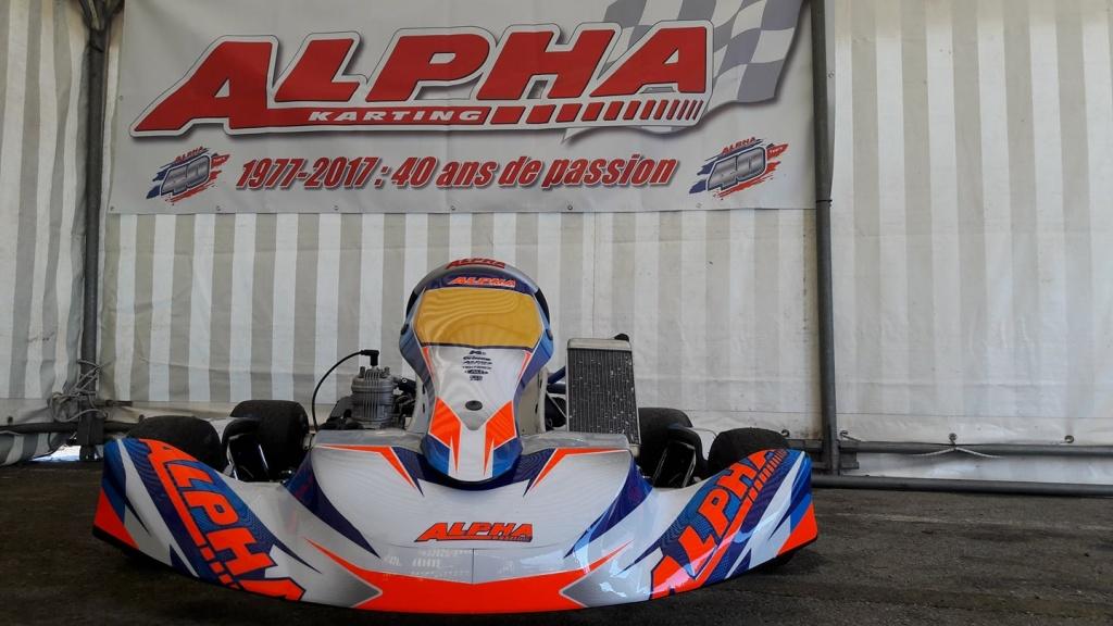 Châssis Alpha SP40