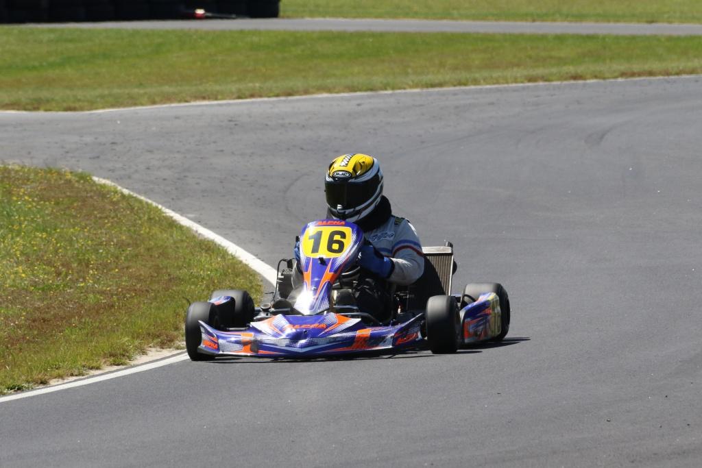 Yves - catégorie X30 (Sénior)