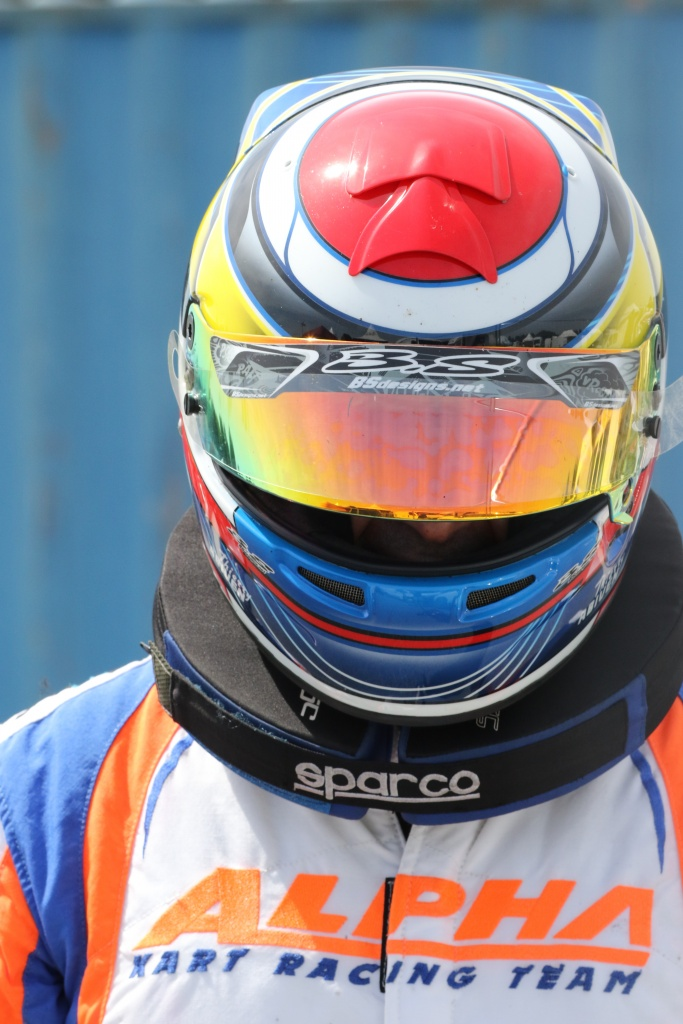 Thierry - catégorie X30 (Sénior)