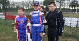 4ème manche du Trophée de Bretagne à Lohéac et 24H du Mans Open Kart