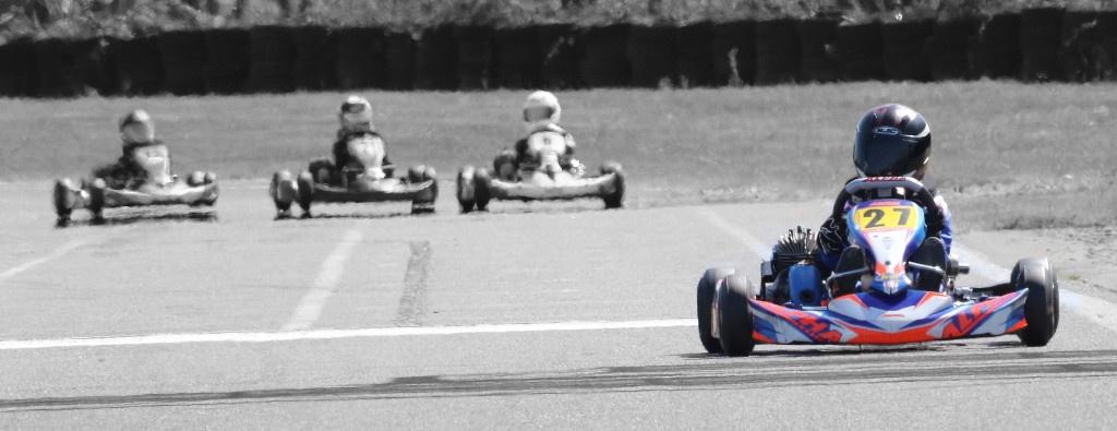 Bastian Leblais BMT Racing Kartcenter Pluméliau