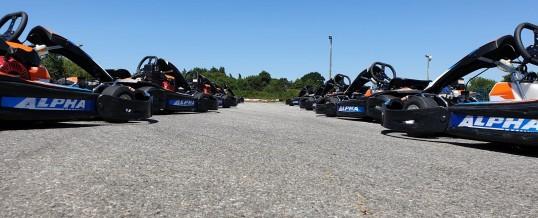 Dernière soirée nocturne karting de la saison – Kartcenter le samedi 24 août de 19h à minuit