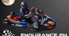 Endurance karting 2 heures nocturne le 2 novembre 2019